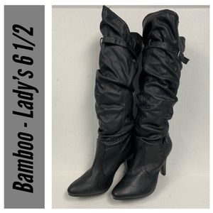 Bamboo Lady's Boots